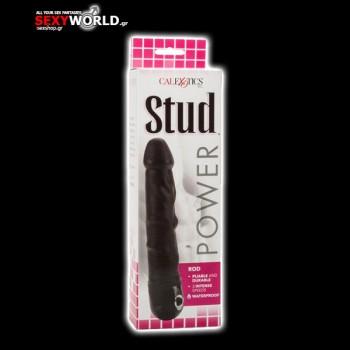 Stud POWER Vibrator Black
