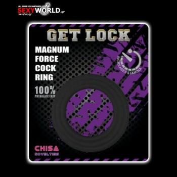 Magnum Force Cock Rings Black