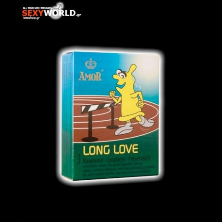 Amor Long Love 3 Pack