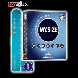 MY.SIZE Condoms 69 mm 3 pcs