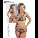 Set Bra - Panties Transparent