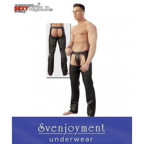 Pants with Belt