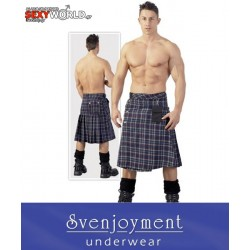 British Kilt Blue