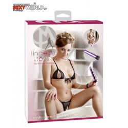 Bra Set & Toy Excess