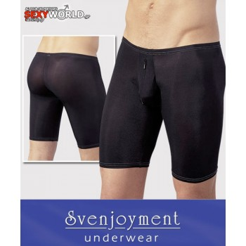 Black Male Shorts